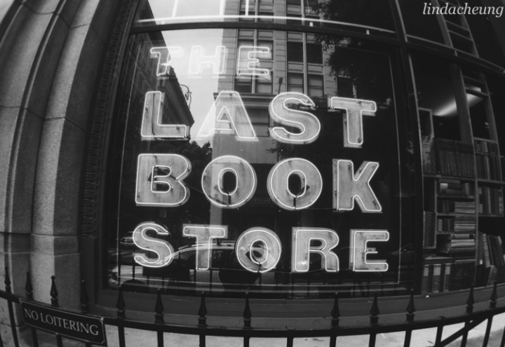 Explore: The Last Bookstore in LA