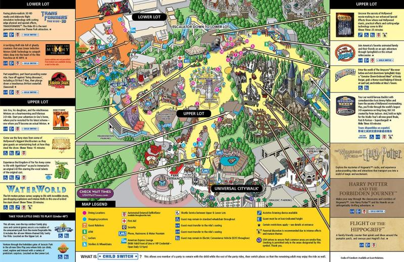 Explore: Universal Studios Hollywood – Linda Cheung