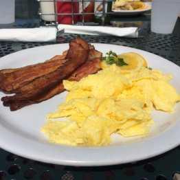 Applewood Smoked Bacon & Eggs